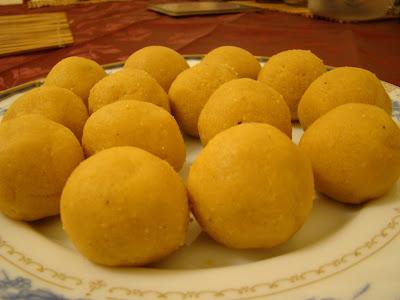 17. Tokkudu Laddu or Bandar laddu 1
