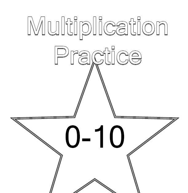 Free Things For Teachers: Multiplication Workbook