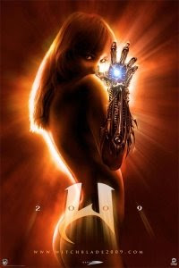 Witchblade Movie Poster