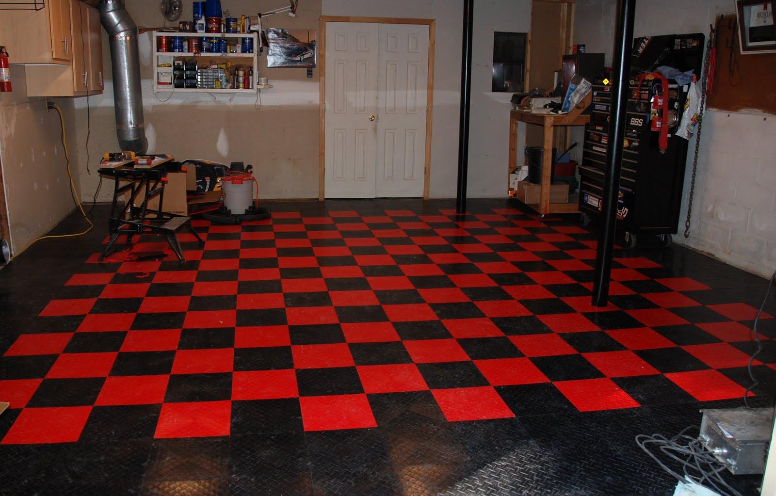 The Legendary Garage Racedeck Swisstrax G Floor And