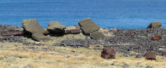 El Patrimonio de Rapa Nui esta en peligro