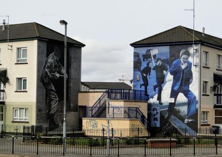 Los Murales de Derry