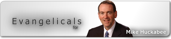 Evangelicals for Mike Huckabee