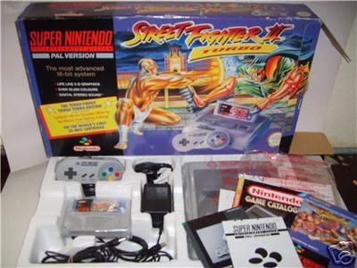 Retro Treasures Snes Street Fighter Ii Turbo Edition