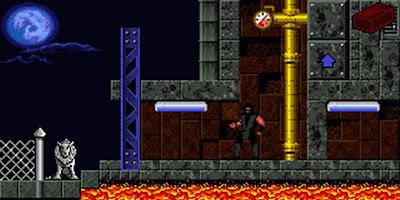 Gnome's Lair: Saboteur 95: The 8-bit Retro Remake