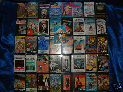 Speccy games