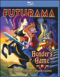 Futurama Benders Game