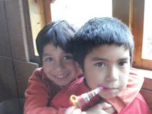 Martín y Felipe