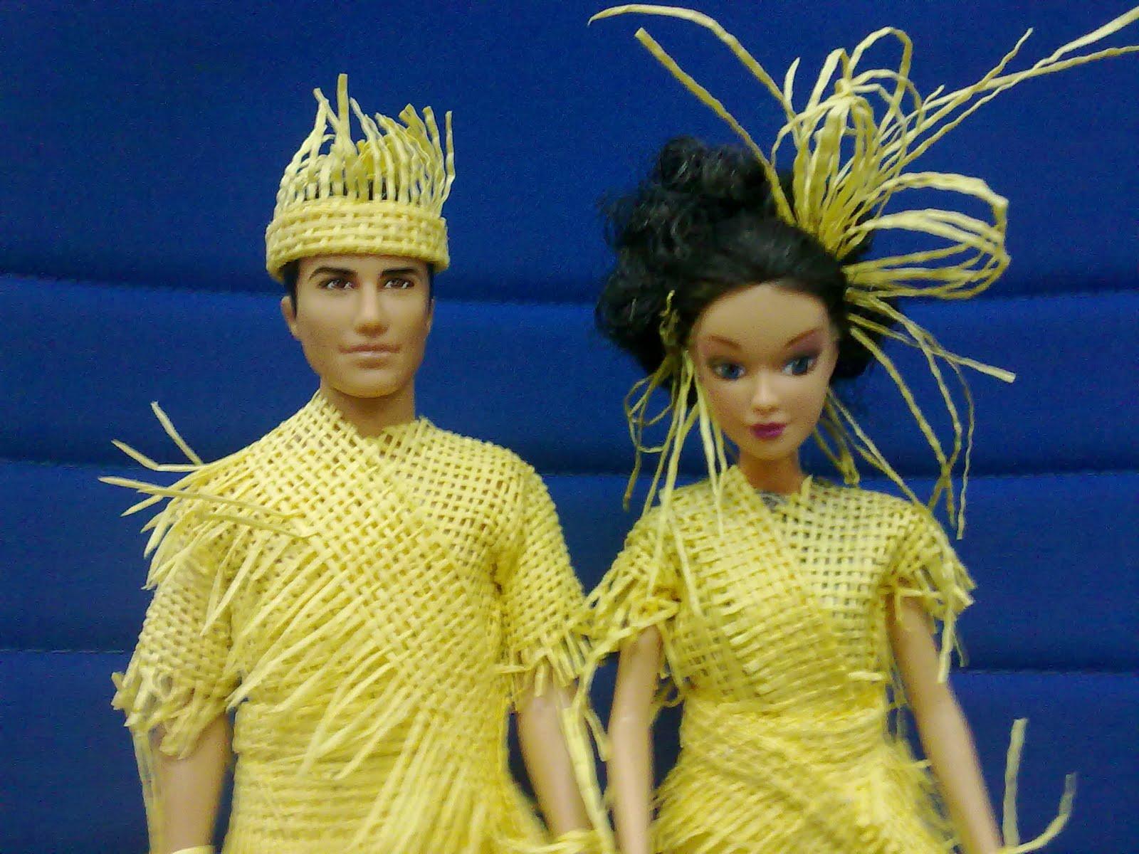 ~NuKiLaN HaTi~: Pakaian Tradisional 9 Daerah Dalam Negeri