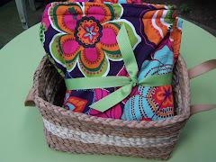 Floral Explosion Blanket