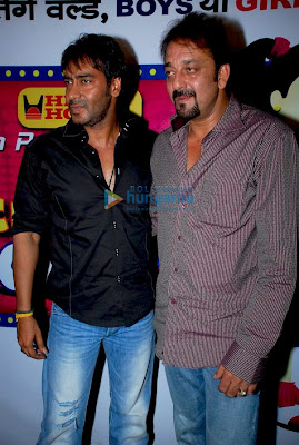 Ajay Devgan & Sanjay Dutt promote All The Best pictures