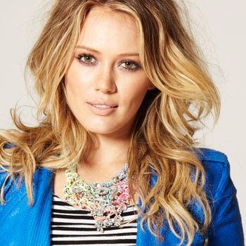 Hilary Duff Cover of Nylon Magazine January 2010 new photo
