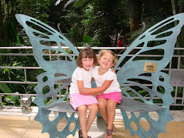 Butterfly girls
