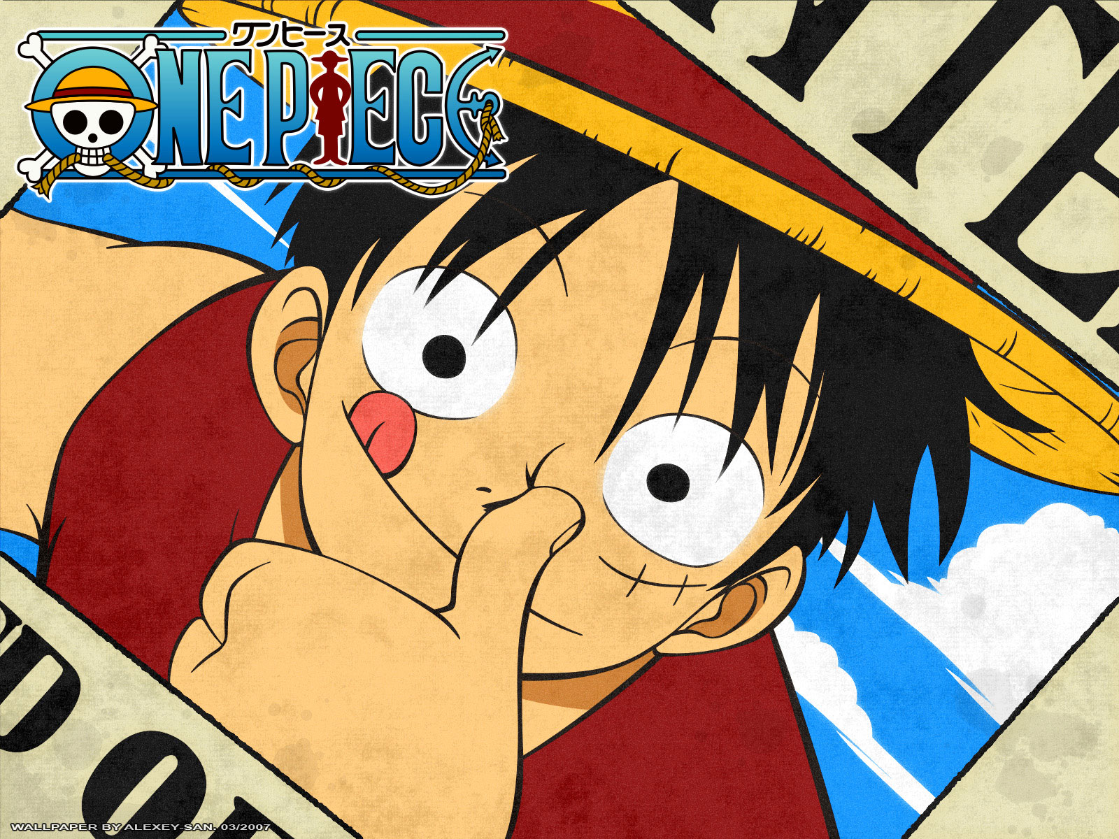 there are hundreds of wallpapers for windows, but it can be hard. WallpapersKu: One Piece Wallpapers