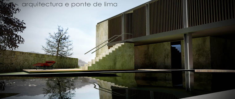 arquitectura e ponte de lima