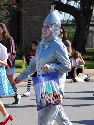 The Walker Texas Rangers The Katy Rice Festival Parade