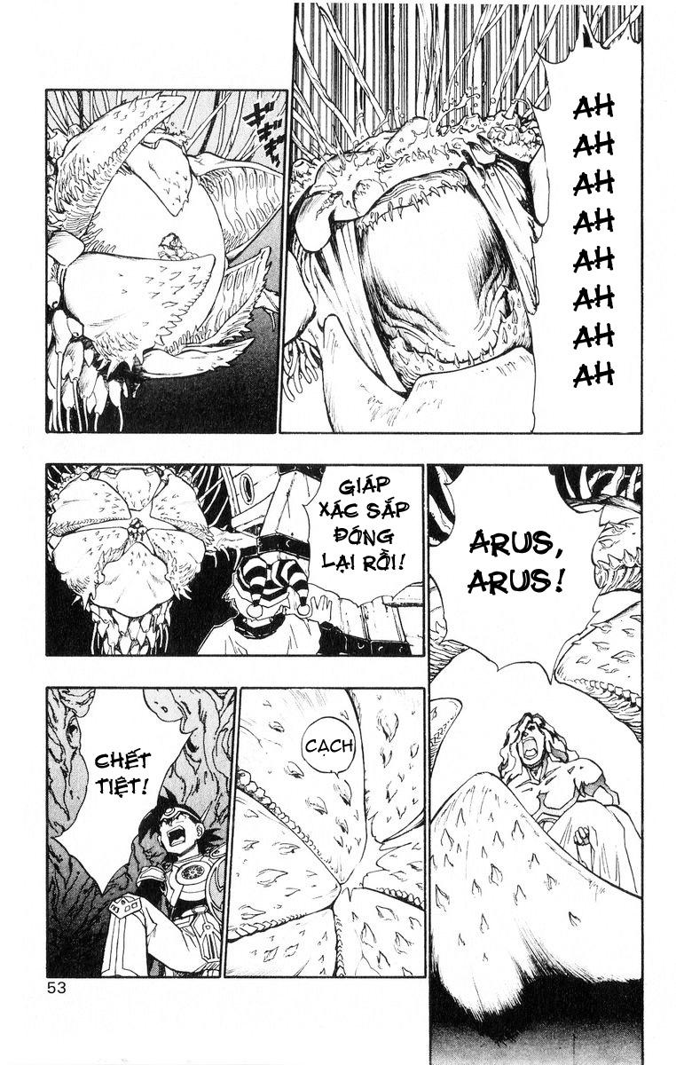 Dragon Quest: Emblem of Roto chapter 20 trang 17
