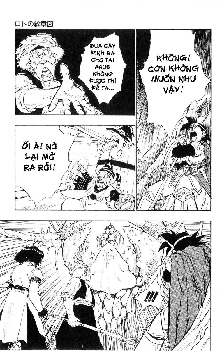 Dragon Quest: Emblem of Roto chapter 20 trang 21