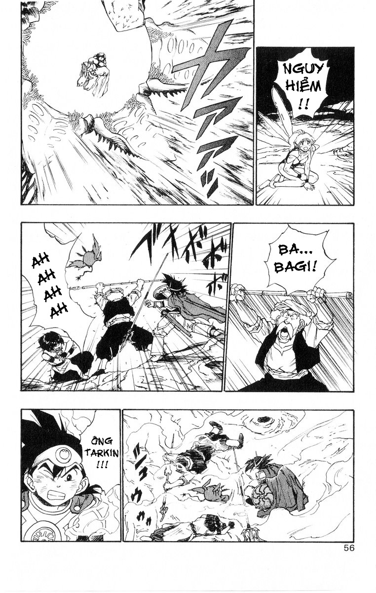 Dragon Quest: Emblem of Roto chapter 20 trang 23