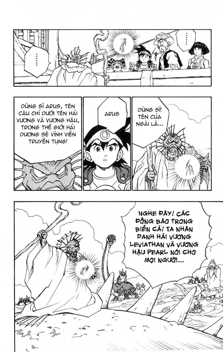 Dragon Quest: Emblem of Roto chapter 20 trang 79