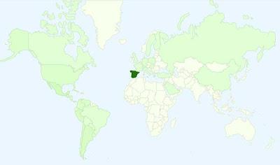 Mapa de visitas a vooLive