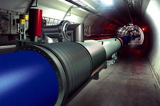 CERN, el mayor acelerador de partículas del mundo
