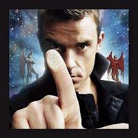 Robbie Williams quiere dejar la música para buscar extraterrestres