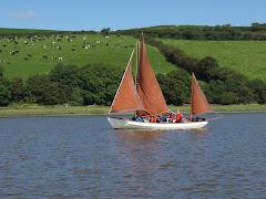 Drascombe Sailing 2007
