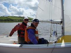 Ian Davies Wayfarer Sailing