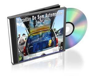 Paradão De Som Automotivo Vol 13