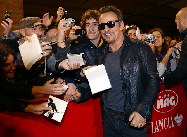 Bruce+Springsteen+during+the+5th+Rome+International+Film+Festival