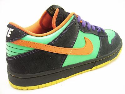new arrivals def28 ee3fa Nike Dunk SB Low Premium – Green Spark Hoop Orange October 2009