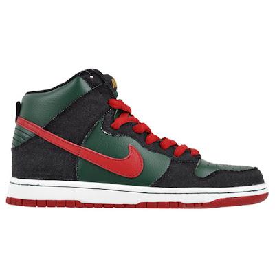 Nike SB Sole  Nike SB November 2009 Releases Dunk Hi 347be65034