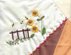 Silk ribbon per uno scambio