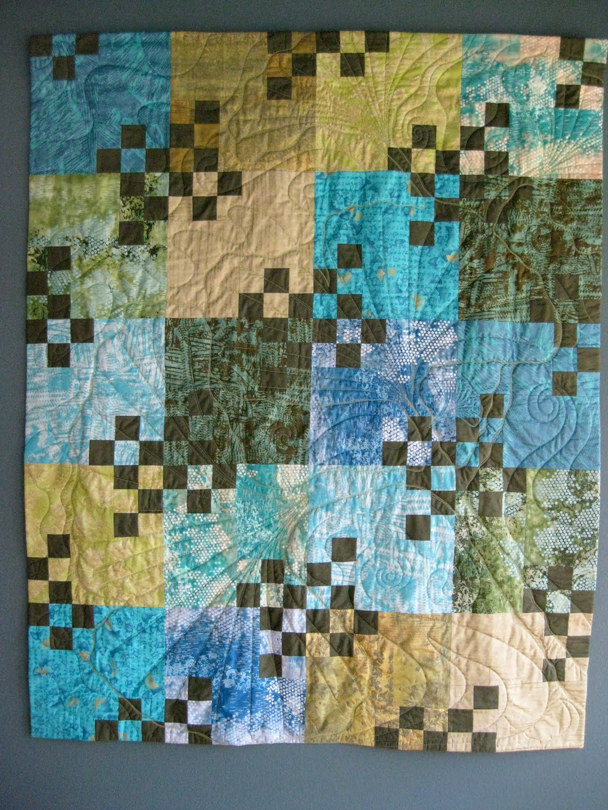 Modern Quilt Relish Commercial Pattern Springboard