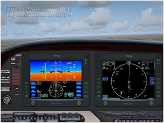 Eaglesoft - Cirrus SR22 G2 FS9 - FSX