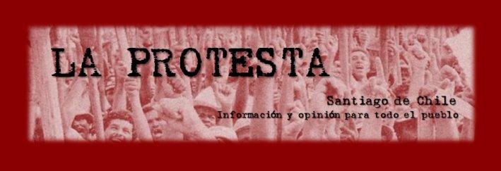 La Protesta - Santiago de Chile