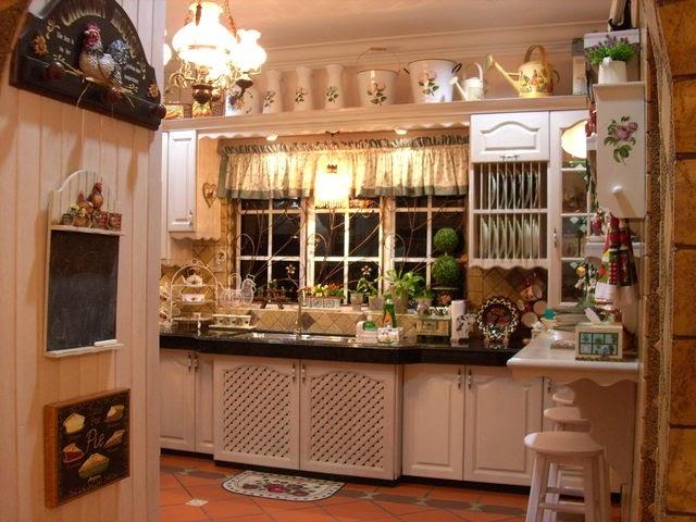 Deco Dapur Ala Inggris Desainrumahid