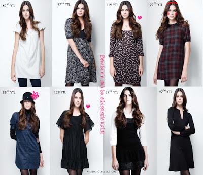 Mudo Concept 07-08 Sonbahar Kış Elbise Dolabı