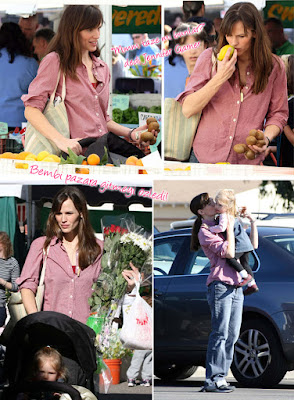Jennifer Garner ve Violet