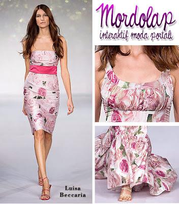 Luisa Beccaria Elbise Modelleri
