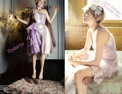 Michelle Williams Vouge 2008