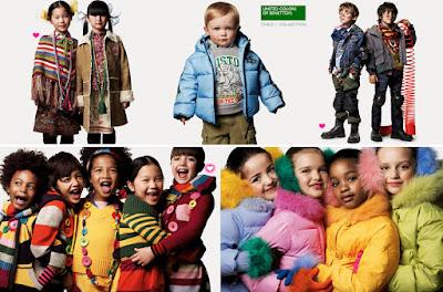 Benetton Çocuk 2007-2008 Sonbahar Kış