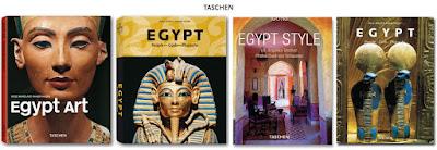 Taschen Yayınlarından Mısır Konulu Kitaplar