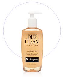 Neutrogena Deep Clean Yüz Yıkama Jeli