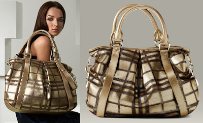 Burberry Heather Tote