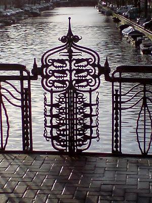 canal railing