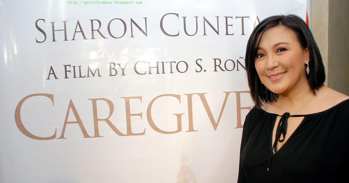 caregiver sharon cuneta ending relationship
