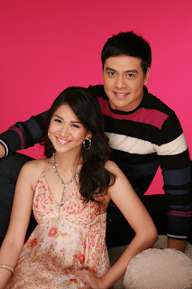 John Lloyd Cruz and Sarah Geronimo