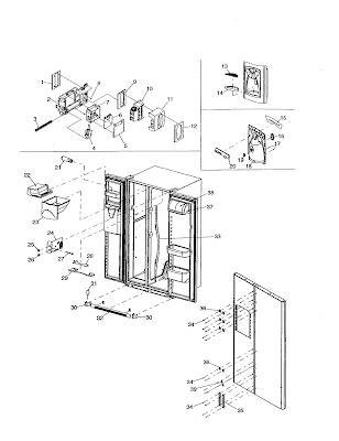 Appliance 911 Repair and Help Forum: Kenmore Model 59651673100